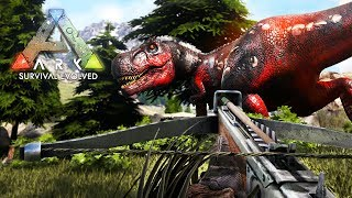 "Alpha T-Rex attack in ARK: Survival Evolved Ragnarok! ARK Survival Evolved gameplay walkthrough episode 13 with Typical Gamer!► Subscribe for more daily, top notch videos!  ► http://bit.ly/SubToTG► Previous video! ► https://www.youtube.com/watch?v=DB6PTJ1e7Rg&index=12&list=PLF12pDRgJ2PauUazZG8cLoKvXJH81nI6TDescription of ARK: Survival Evolved on Steam: ""As a man or woman stranded naked, freezing & starving on a mysterious island, you must hunt, harvest, craft items, grow crops, & build shelters to survive. Use skill & cunning to kill, tame, breed, & ride dinosaurs & primeval creatures living on ARK, and team up with hundreds of players or play locally!""Check out and Subscribe to Samara's channel here: https://www.youtube.com/c/samararedwayJoin Team TG and subscribe today: http://bit.ly/SubToTGFollow me on Twitter: https://www.twitter.com/typicalgamerFollow me on Instagram: https://www.instagram.com/typicalgamerytLike me on Facebook: https://www.facebook.com/typicalgamerAdd me on Snapchat: https://www.snapchat.com/add/typicalsnapsLet's keep the comment section AWESOME to ensure everyone has a good time. Be sure to ignore or dislike negative or hateful comments. With your help, we can continue to build an awesome community! Thanks and enjoy!Subscribe for more daily, top notch videos! http://bit.ly/SubToTGIf you enjoyed the video & want to see more Ark: Survival Evolved, press that Like button!"