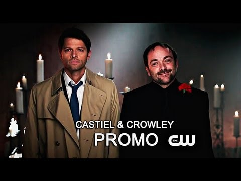 crowley - Supernatural Season 9