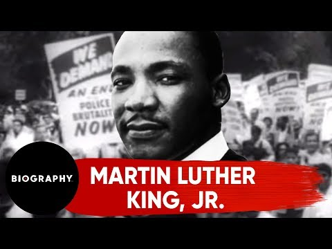 Martin Luther King Jr. - A short biography of Martin Luther King, Jr.