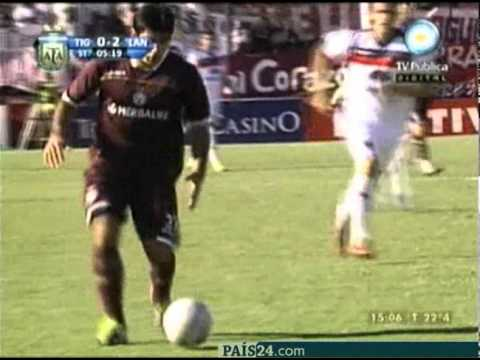 Tigre 0 - 3 Lanús (Clausura 2011)