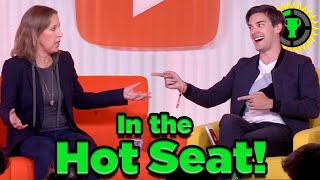 Game Theory's UNCENSORED Interview with YouTube CEO Susan Wojcicki by The Game Theorists