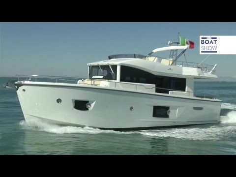 Video [ITA] CRANCHI ECO TRAWLER 53 LONG DISTANCE - Review- The Boat Show download in MP3, 3GP, MP4, WEBM, AVI, FLV January 2017