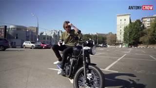 Почему я выбрал Triumph а не Harley Davidson?! / Antony Crow