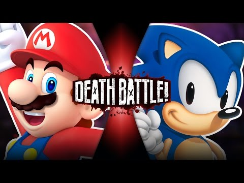 DEATH BATTLE! - Mario VS Sonic Video