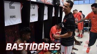 Tudo que rolou no vestiário do Mais Querido na vitória de virada no Barradão. --------------- Seja sócio-torcedor do Flamengo:...