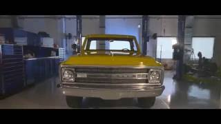 Week to Wicked - Classic Trucks C10 Trailer by Hot Rod Magazine