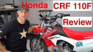 3. Honda CRF110 Review | Episode 259