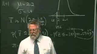 Lecture 27 Math 134 Elementary Statistics