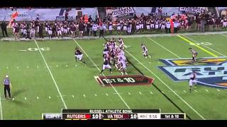 Logan Ryan vs Virginia Tech (2012)
