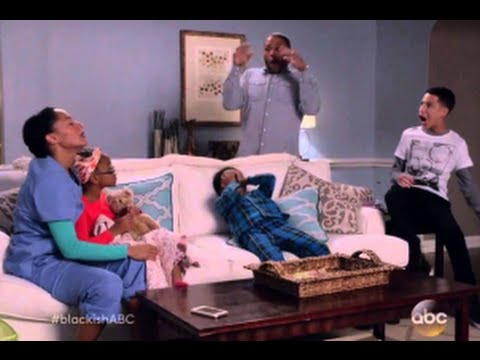 Black-ish Season 1 Episode 15 Review & After Show | AfterBuzz TV