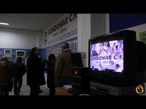 Inauguración do museo do Gondomar CF