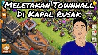 Video Cara Meletakan Townhall Clash Of Clans Di Kapal Rusak MP3, 3GP, MP4, WEBM, AVI, FLV November 2017