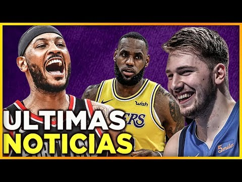 ULTIMAS NOTICIAS de LAKERS 🔥 | OPINION del JUEGO DE LAKERS Vs MAVERICKS 2019 | NBA en ESPAÑOL 😀