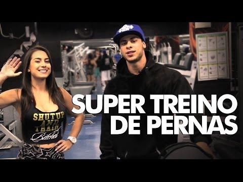 Video TREINO DE MONSTRO - Pernas  (Feminino) download in MP3, 3GP, MP4, WEBM, AVI, FLV January 2017
