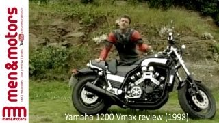 8. Yamaha 1200 V-Max Review (1998)