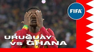 Video Uruguay Vs Ghana And The Second Hand Of God (EXCLUSIVE) MP3, 3GP, MP4, WEBM, AVI, FLV Maret 2019