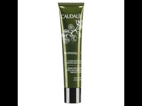 Caudalie Polyphenols C15 Broad Spectrum Spf 20 Anti-Wrinkle Protect Fluid (40ml)  - woomany.com