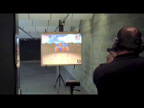 Openfire Systems Demo Video Virtual Steel Plates