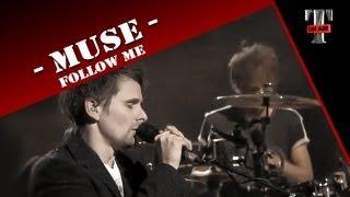 "Muse  ""Follow Me"" (Live TV TARATATA Sept. 2012)"