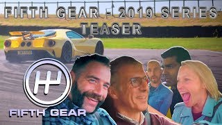 FIFTH GEAR IS BACK! Series 29 Trailer by Fifth Gear