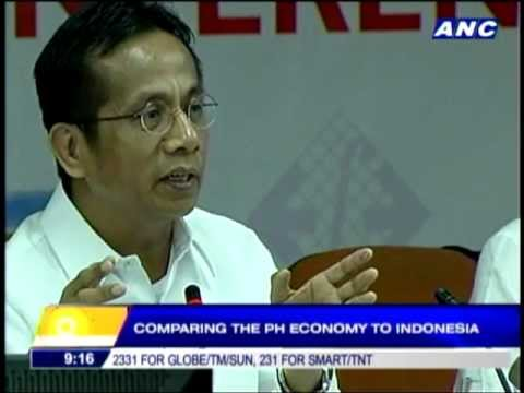 Comparing The Philippine Economy To Indonesia