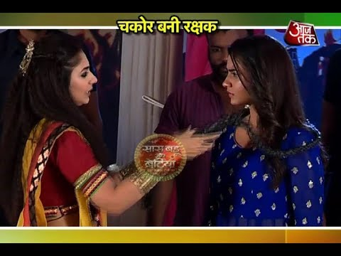 Udaan: Chakor & Imli's HUNTER FIGHT!