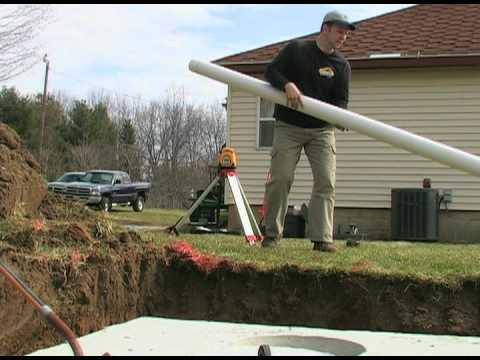 Dig-It Excavating explains a septic system replacement