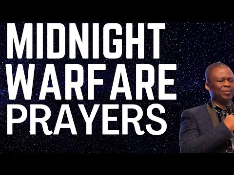 Dr D.k Olukoya - Midnight Warfare Prayers