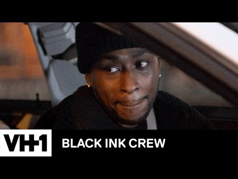 Ceaser Hooks Up w/ Miss Kitty | Black Ink Crew
