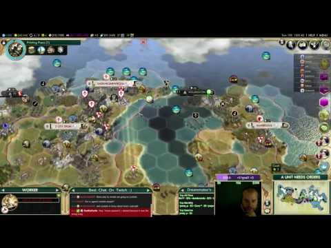 PBEM 6 Turn 190 (12 Player Free For All: Japan) Gameplay/Commentary