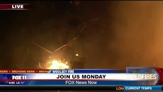 FULL COVERAGE: Massive California Wildfires DESTROY Homes, Turn Deadly (FNN)