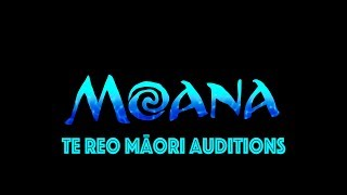 The Walt Disney Animation Studios and Matewa Media are proud to announce that we will be dubbing a reo Māori version of the movie Moana. We are now on ...