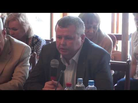 Научно-экспертная сессия «Новороссия, как экзамен российского политического режима.» [Часть 2]