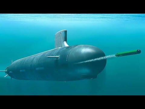 Россия испытала ядерный подводный беспилотник «Статус-6»