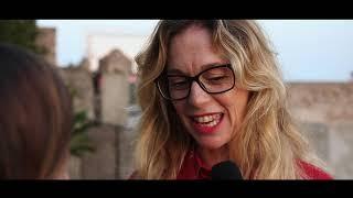 Milena Mancini con La terra dell'abbastanza all'Ischia Film Festival 2018
