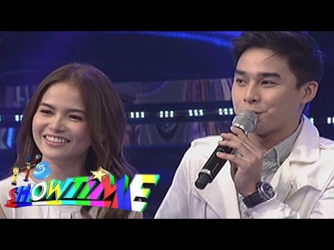 It's Showtime: McCoy asks Elisse to be his date