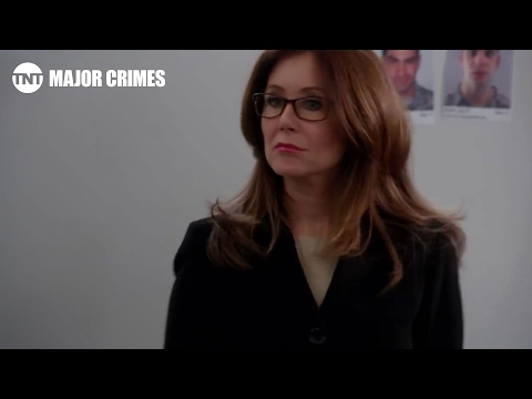 Major Crimes: Conversation with GW Bailey [CLIP] | TNT