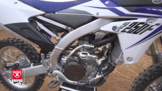 1. Racer X Tested: 2014 Yamaha YZ250F Intro