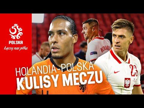 VAN DIJK PODSUMOWAŁ GRĘ POLAKÓW. Kulisy meczu Holandia – Polska