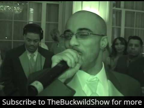New Edition - Ralph Tresvant sings at Ronnie & Shamari's wedding