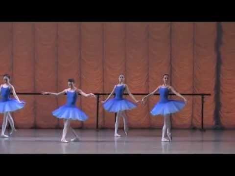 VAGANOVA - CLASS CONCERT SERGEYEV part 3|4