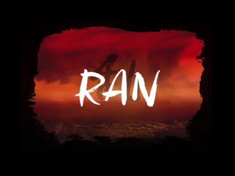 RAN – New Trailer – Restored in Stunning 4K – Out Now !