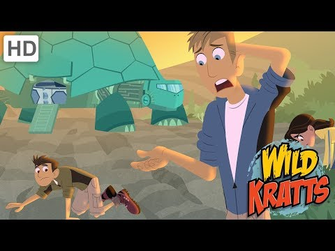 Wild Kratts - Rescuing the World's Most Beautiful Creatures