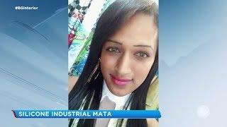 Marília: silicone industrial mata jovem