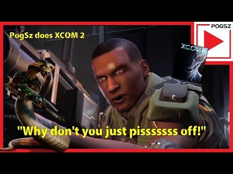 Yesss! Selvfølgelig kommer vi til å herje med XCOM 2!