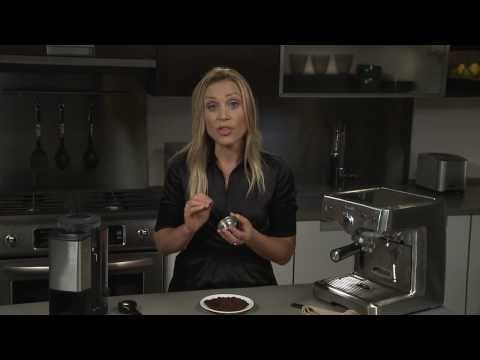 Breville — Tips and Tricks: Die-Cast Espresso Machine 800ESXL