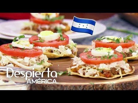 Receta de enchiladas hondureñas