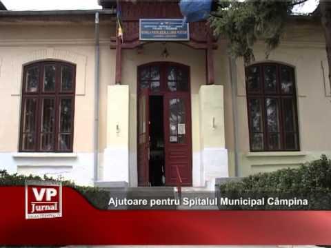 Ajutoare pentru Spitalul Municipal Câmpina