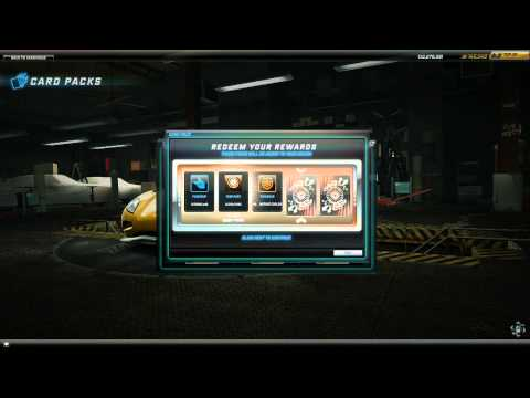 pack prize - I was running low on Speed Boost and purchased a ridiculously bundled Top Up offer which came only with card packs. Lets see what I got from the Car Prize an...