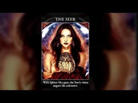 Video of Crystal Wind Oracle Cards